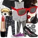 roupas adolescente